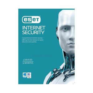 ESET Internet Security For 3 User