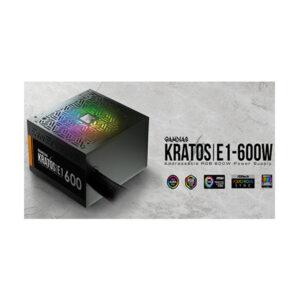 Gamdias Kratos E1-600W Power Supply