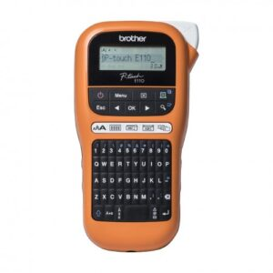 Brother PT-E110VP Handheld Label Printer