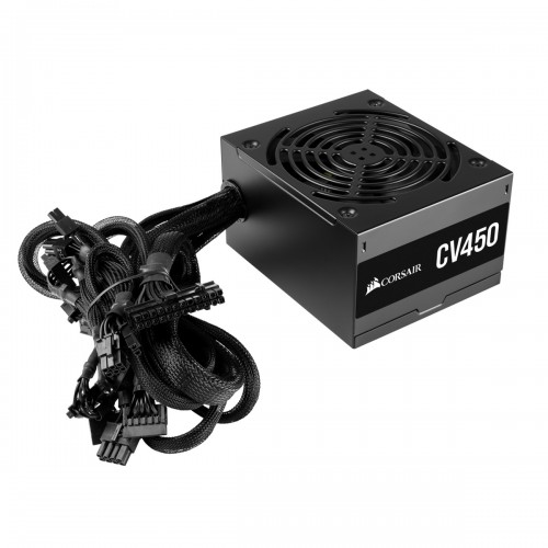 Corsair CV450 450Watt 80 Plus Bronze Certified Power Supply