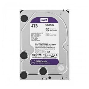 Western Digital 4TB Purple Surveillance HDD