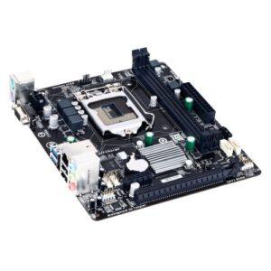 Gigabyte H81M-S 4th Gen Intel Motherboard