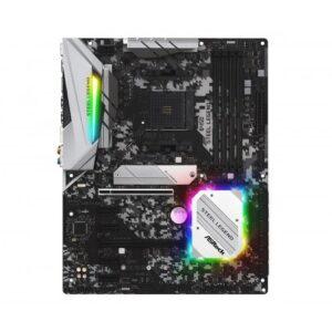 ASROCK B450 STEEL LEGEND AMD B450 Chipset Motherboard