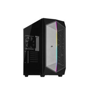 Corsair 470T RGB Mid Tower ATX Gaming Desktop Case