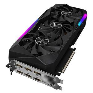 Gigabyte AORUS GeForce RTX 3070 MASTER 8GB Graphics Card