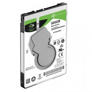 Seagate Barracuda 500GB 2.5 Inch SATA Laptop HDD (ST500LM030)
