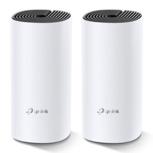 TP-LINK DECO M4 2-PACK AC1200 WHOLE HOME MESH WIFI SYSTEM