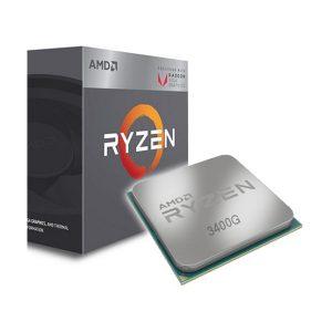 AMD Ryzen 5 3400G Processor