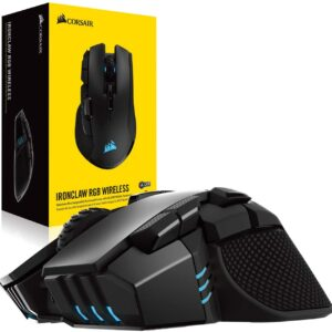 CORSAIR IRONCLAW RGB WIRELESS(BLUETOOTH) Gaming Mouse