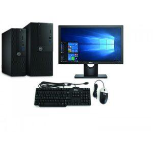 Dell Optiplex 3060MT Core i3-8500 Micro Tower Brand PC