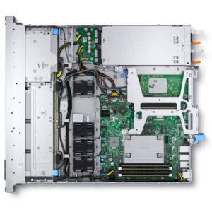 Dell PowerEdge R340 Rack Server Single Processor :E-2224, Four Core