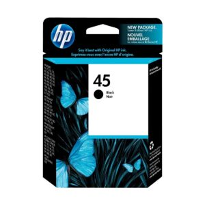 HP 45 Black Original Ink Cartridge