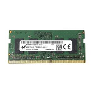 MICRON 4GB DDR4 3200 BUS Laptop RAM