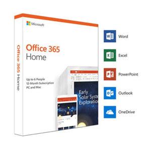 Microsoft 365 Family English