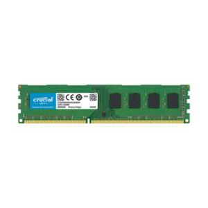 Crucial 8GB1600 UDIMM desktop memory