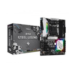 Asrock B450 Steel Motherboard