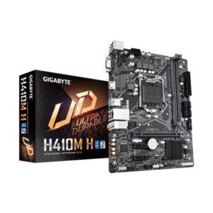 Gigabyte H410M H ATX Motherboard