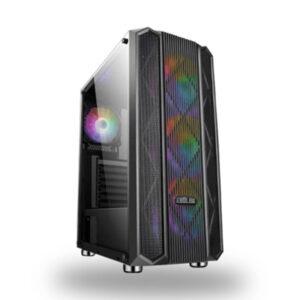 EVOLUR EH09 RGB Gaming Cabinet