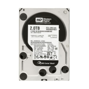 Western Digital 2TB SATA HDD