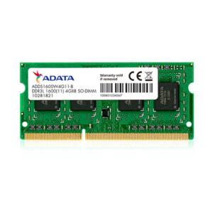 ADATA 8GB DDR3 RAM