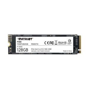 Patriot P300 128GB M.2 PCIe SSD