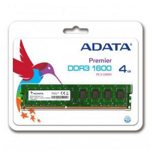 ADATA 4GB DDR3 1333 Laptop RAM