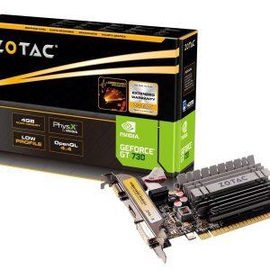 ZOTAC GeForce GT 730 Zone Edition Graphics Card